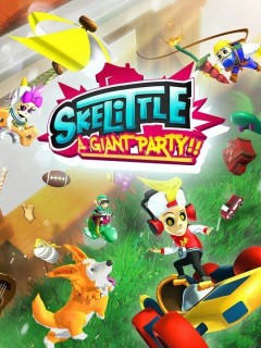 Skelittle: A Giant Party !!