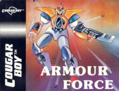 A-Force: Armour Force