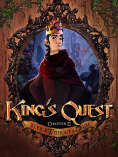 King's Quest: Chapter 2 - A Rubble Without a Cause