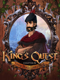 King's Quest: Chapter 4 - Snow Place Like Home