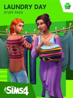 The Sims 4: Laundry Day Stuff