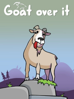Goat over it