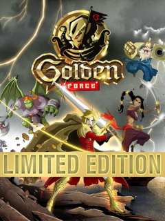 Golden Force: Limited Edition
