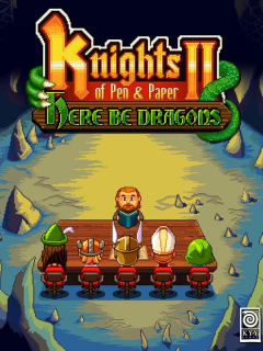 Knights of Pen and Paper 2: Here Be Dragons