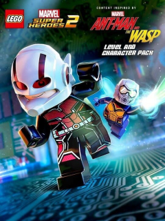 LEGO Marvel Super Heroes 2: Marvel's Ant-Man and The Wasp Movie Pack