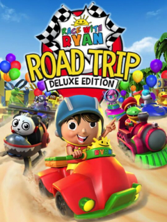 Race with Ryan: Road Trip - Deluxe Edition