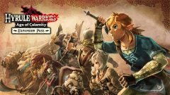 Hyrule Warriors: Age Of Calamity - Expansion Pass