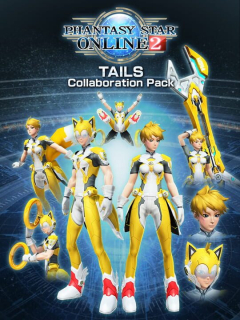 Phantasy Star Online 2: TAILS Collaboration Pack