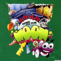 Putt-Putt Goes To The Moon
