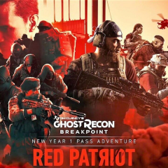 Tom Clancy's Ghost Recon: Breakpoint - Red Patriot