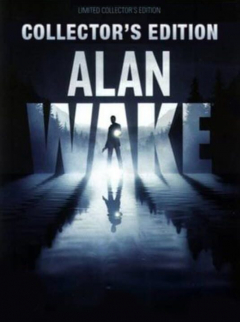 Alan Wake - Limited Collector's Edition