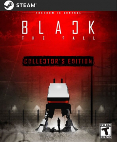Black The Fall: Collector's Edition