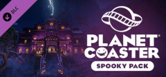 Planet Coaster: Spooky Pack