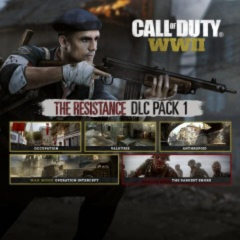 Call of Duty: WWII - The Resistance DLC Pack 1