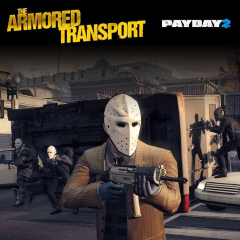 Payday 2: The Armored Transport