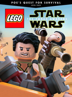 LEGO Star Wars: The Force Awakens - Poe's Quest For Survival