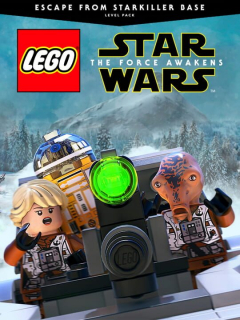 LEGO Star Wars: The Force Awakens - Escape From Starkiller Base
