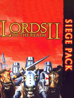 Lords of the Realm II: Siege Pack