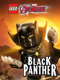 LEGO Marvel's Avengers: Classic Black Panther Pack
