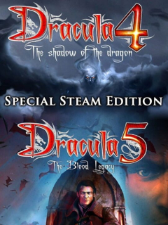 Dracula 4 & 5: Special Steam Edition