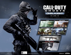 Call of Duty: Ghosts - Onslaught