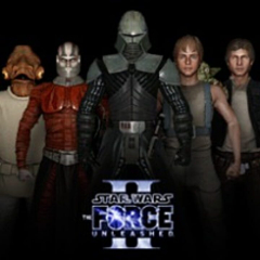 Star Wars: The Force Unleashed II - Character Pack