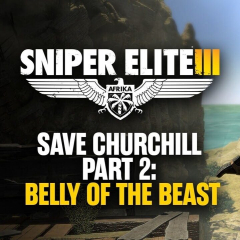 Sniper Elite III: Save Churchill Part 2 - Belly of the Beast