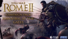 Total War: Rome II - Campaign Pack: Hannibal at the Gates